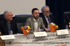 Dott. Filippo Berloco Dott.ssa Riccarda Scaringella Dott. Domenico Labate Dott. Giuseppe D'Auria Monsignor Giovanni Ricchiuti